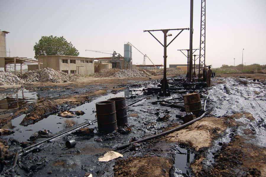 Shell oil in nigeria and the